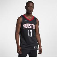 Regata Nike Houston Rockets Statement Edition Swingman Masculina