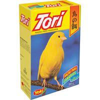 Ração Para Pássaros Tori Canários Com 500G