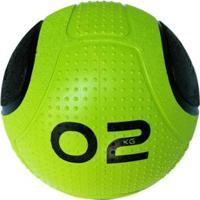 Bola Para Exercicios Medicine Ball Md Buddy 2Kg - Unissex
