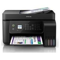 Impressora Multifuncional Epson Ecotank Jato De Tinta Com Usb, Wi-Fi E Wi-Fi Direct - L5190