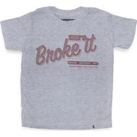 Mrs. Broke It - Camiseta Clássica Infantil