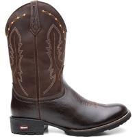 Bota Texana Craz Horse - Masculino
