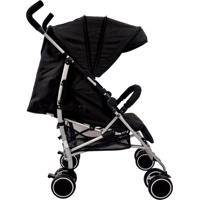 Carrinho De Bebê Abc Design Genua Woven Black (Capota Estendida)