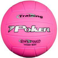 Bola De Vôlei Poker Ball Training Neon