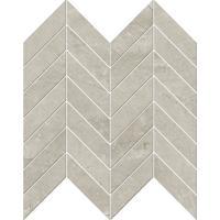 Mosaico Portinari Geographic Acetinado Retificado C: 29,8Cm X L: 29.8Cm Cinza