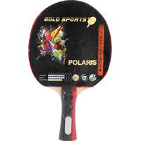 Raquete Tenis De Mesa Gold Sports Polaris - Unissex