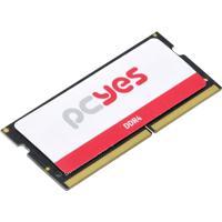 Memoria Pcyes Sodimm 8Gb Ddr4 2666Mhz Pm082666D4So