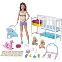 Barbie Skipper Escola De Bebês - Mattel - Tricae