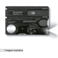Kit Lite Swisscard- Inox & Preto- 7Pã§S- Victorinvictorinox
