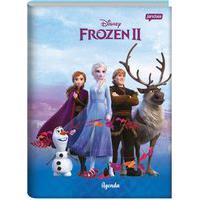 Agenda Permanente - Brochura - Frozen 2 - 192 Folhas - Jandaia