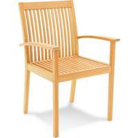 Cadeira Fitt Com Braço Eco Blindage