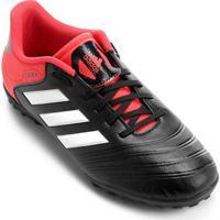 Chuteira Society Adidas Copa 18 4 Tf - Unissex