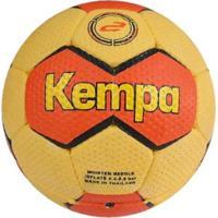 Bola Handebol De Praia Profissional / Beach Handball Kempa Dune - Unissex-Amarelo+Laranja