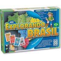Jogo Explorando O Brasil - Grow