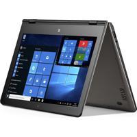 Notebook M11W Intel Quad Ram 2Gb Windows 10 11.6 Pol. Dourado Multilaser- Nb259