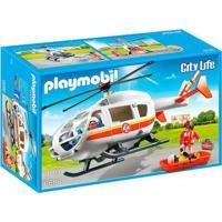 Playmobil - City Life - Helicóptero De Resgate Médico - 6686 - Sunny Sun1164