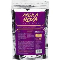 Argila Roxa Com Colágeno - 500G - Mister Hair