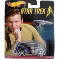 Veículo Hot Wheels - Cultura Pop - 1:64 - Série Star Trek - Quick D-Livery - Mattel - Masculino-Incolor