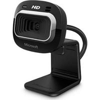 Webcam Hd-3000 Usb Preta Microsoft T3H00011