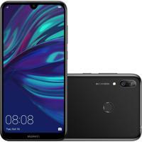 Smartphone Huawei Y7 2019 32Gb Dub-Lx3 Desbloqueado Preto