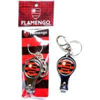 Chaveiro Flamengo Cortador Resina - Unissex