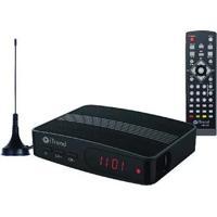 Conversor E Gravador Digital Itrend Hdtv Itdv1101 + Antena Bivolt