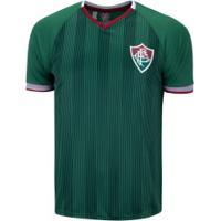 Camiseta Do Fluminense Care - Masculina - Verde