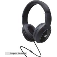 Headphone Com Inscriã§Ã£O- Cinza Escuro- 18X17X7Cmi2Go