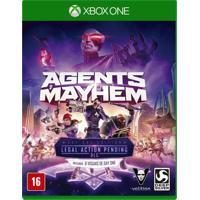 Jogo Agents Of Mayhem Xbox One - Unissex