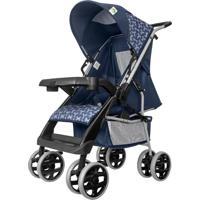 Carrinho De Bebê Tutti Baby Thor Plus Até 15Kg Azul New