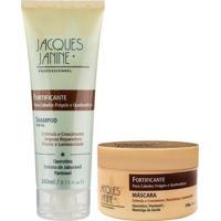 Kit De Shampoo & Mã¡Scara Fortificante- Jacques Janinejacques Janine