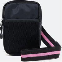 Bolsa Masculina Mini Bag Com Alça Listrada   Viko   Preto   U