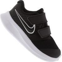 Tênis Para Bebê Nike Star Runner 2 Td - Baby - Preto