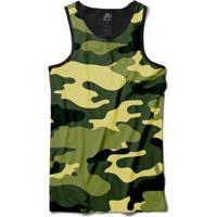 Camiseta Bsc Regata Camo Full Print - Masculino