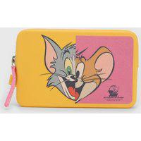 Clutch My Favorite Thing(S) Tom E Jerry Amarelo