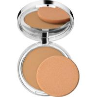 Pó Compacto Matte Clinique - Stay-Matte Sheer Pressed Powder Stay Oat - Unissex-Incolor