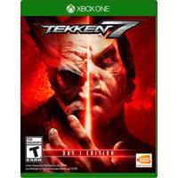 Jogo Tekken 7: Day One Edition Para Xbox One (Xone) - Bandai Namco