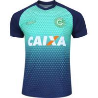 Camisa De Treino Do Goiás 2018 Topper - Masculina - Azul Claro 6739956da60d5