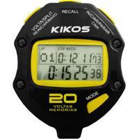 Cronômetro Kikos 20 Voltas - Unissex