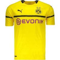 Camisa Puma Borussia Dortmund 2019 N°11 Reus Masculina - Masculino