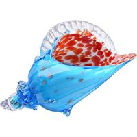 Concha Deep Sea- Azul Claro & Vermelha- 17,5X26X11,5Full Fit