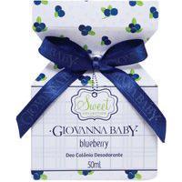 Loção Hidratante Giovanna Baby Blueberry Clan Shell 50Ml