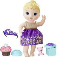 Boneca Baby Alive - Festa Surpresa - Loira - Hasbro E0596
