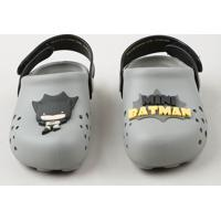 Babuche Infantil Grendene Batman Bebê Cinza