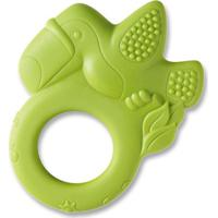 Mordedor Argola Tucano Verde - Toyster - Unissex-Incolor