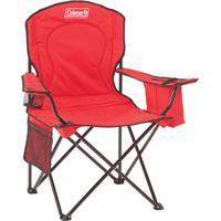 Cadeira Dobrável Com Cooler Vermelho - Coleman