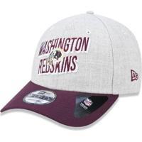 cb7175f03 Netshoes  Boné Washington Redskins 940 Core Texture - New Era - Unissex