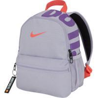 Mochila Nike Brasilia Jdi Mini - Infantil - 11 Litros - Lilas