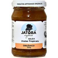 Geleia De Frutas Tropicais Orgânica Jatobá 200G