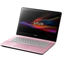 "Notebook Touch Sony Vaio Fit Svf14213Cbp - Rosa - Intel Core I5-3337U - Ram 4Gb - Hd 750Gb - Tela 14"" - Windows 8"